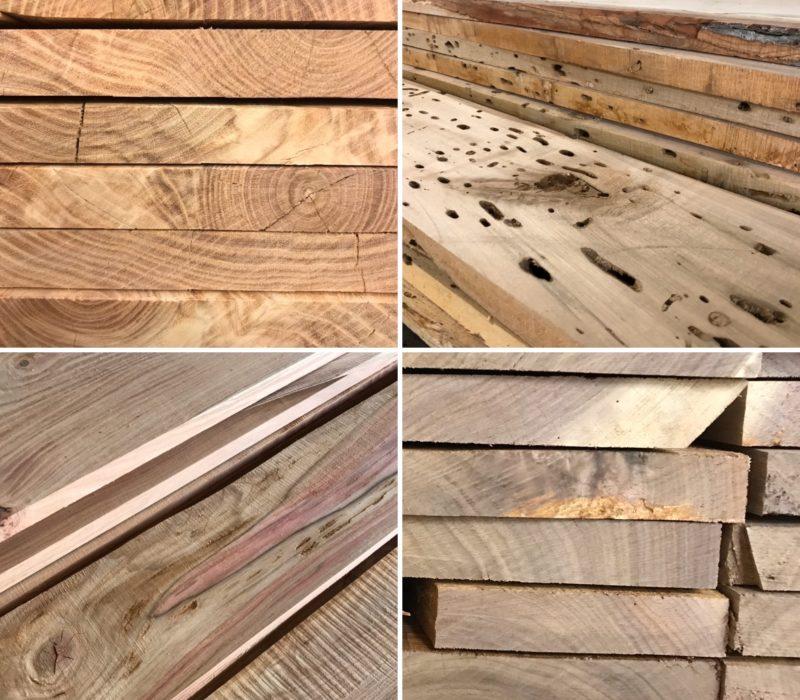 dimensional lumber quad